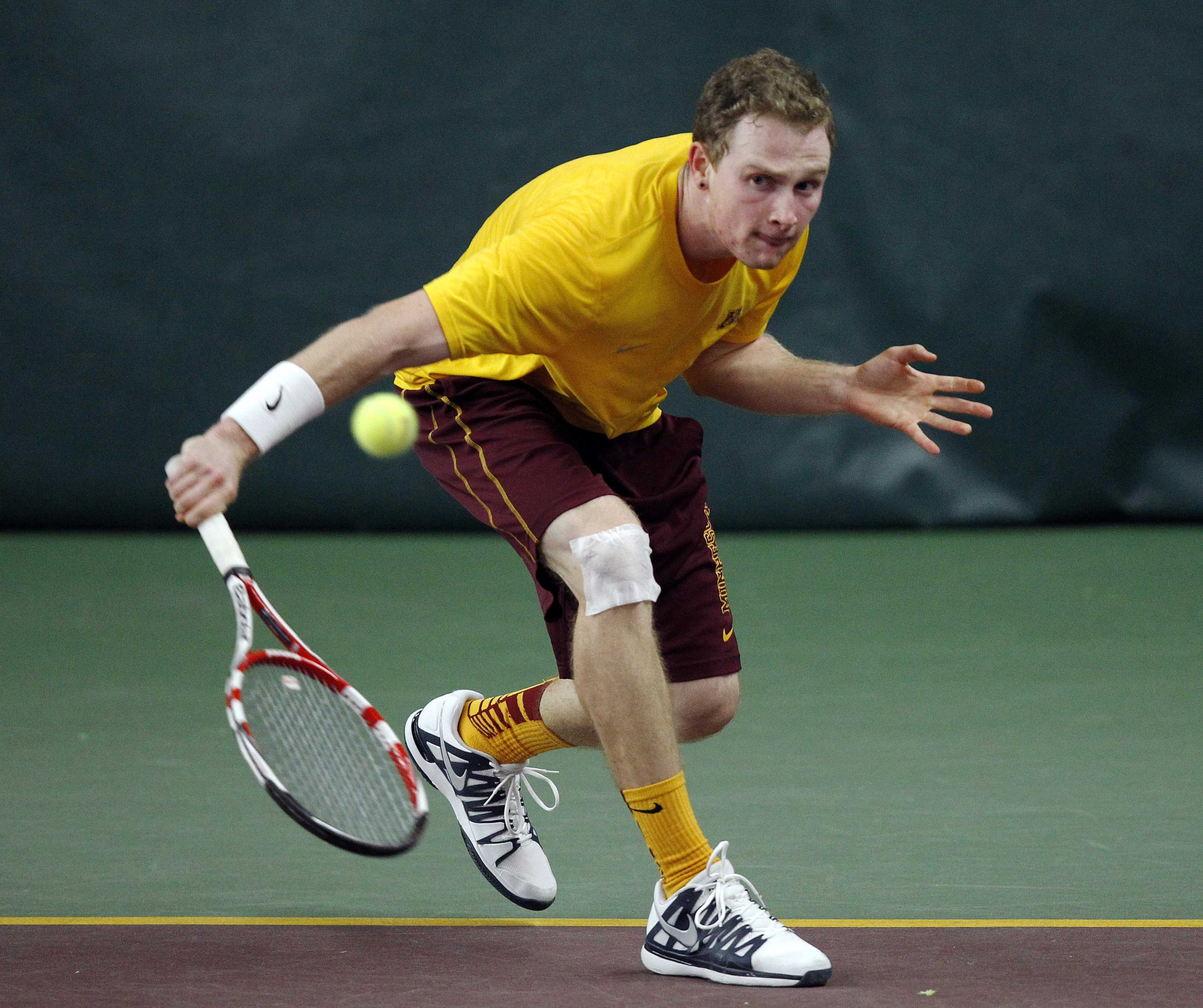 Minnesota Falls to Cowboys in First Match - University of