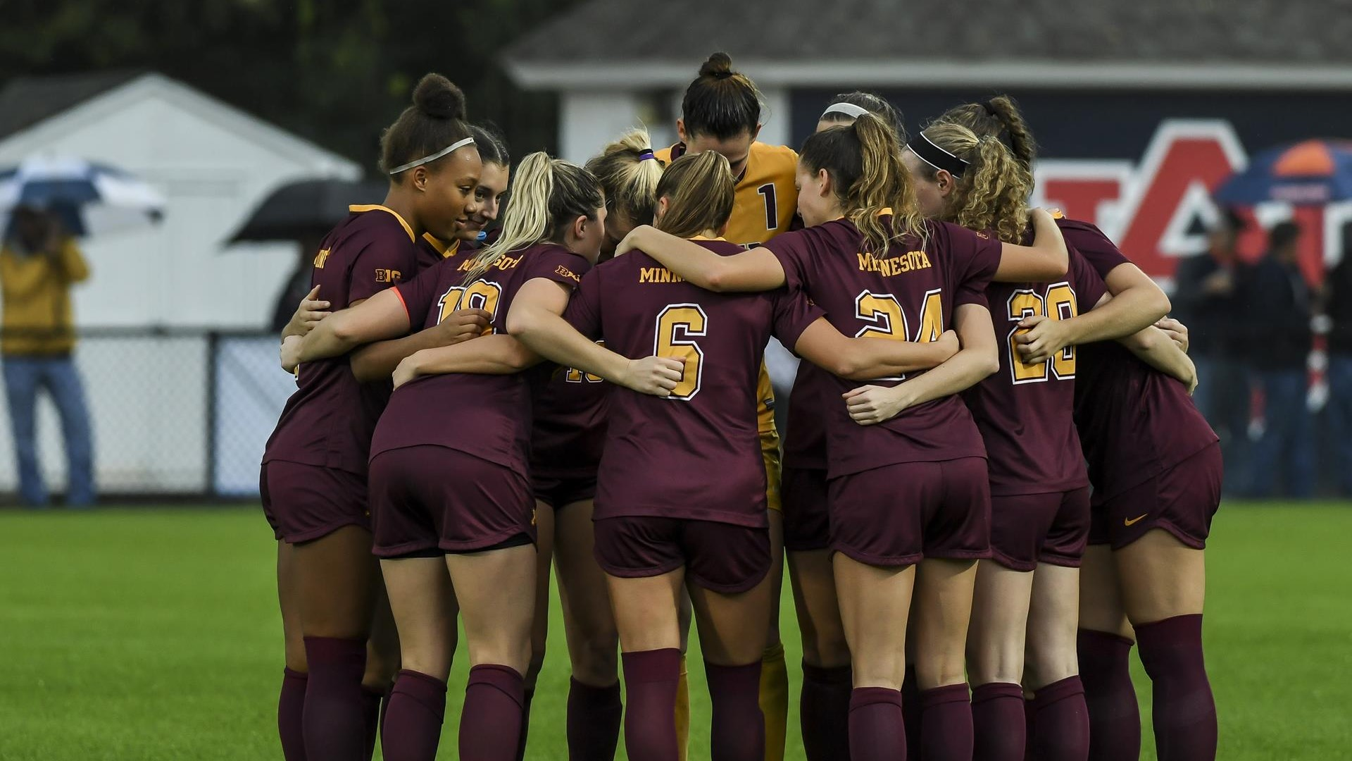 Gophers Travel to UCLA for NCAA Second Round Action
