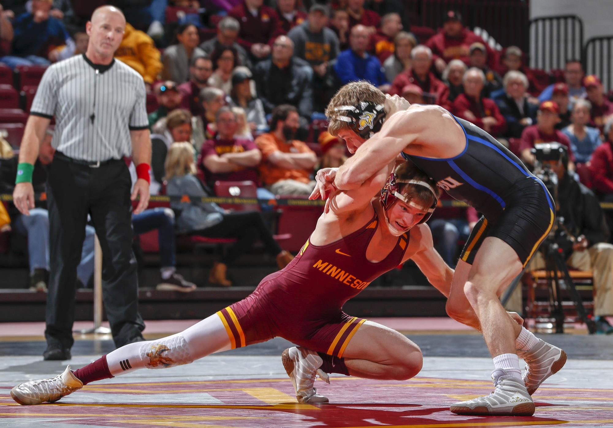 Gophers Fly Out to Fresno State - University of Minnesota