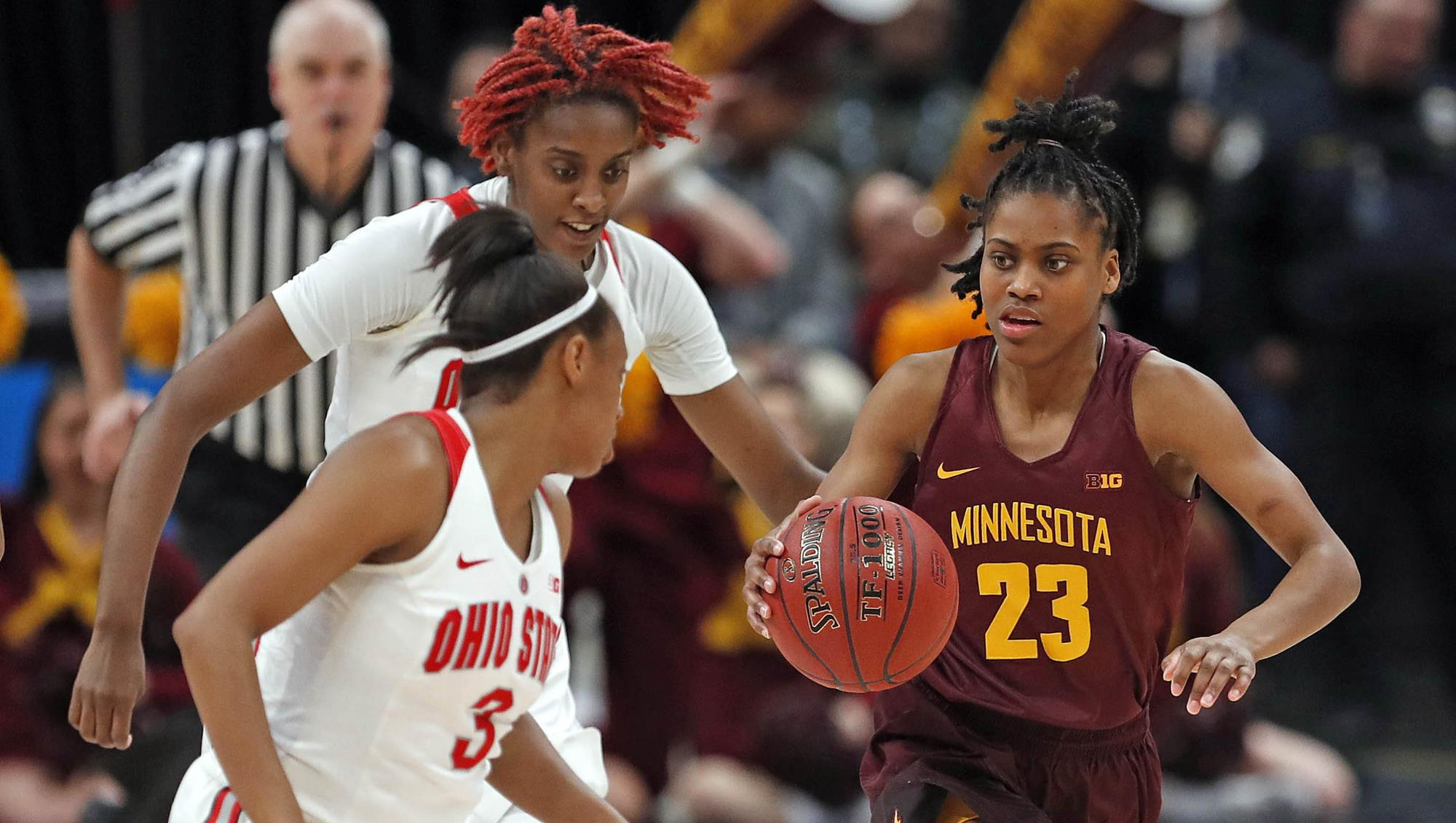 Gophers To Host Syracuse In Acc B1g Challenge University Of