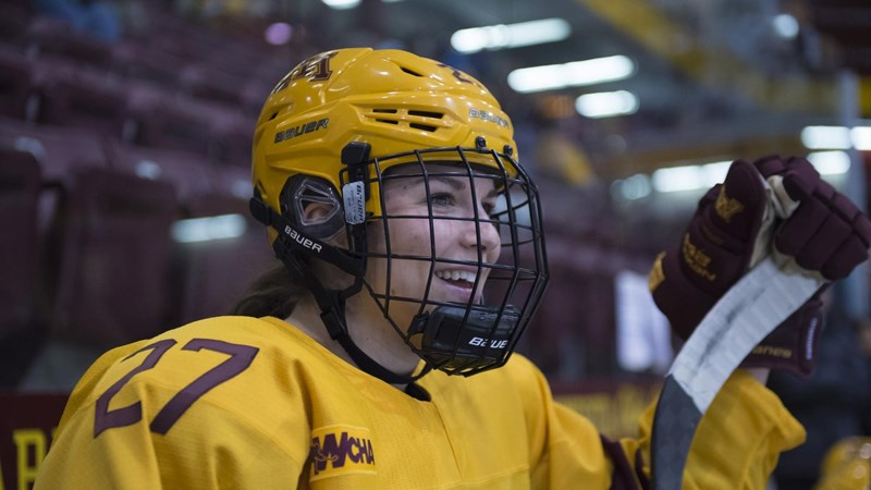 Seven Gophers Set for 2019 USA-Canada Series