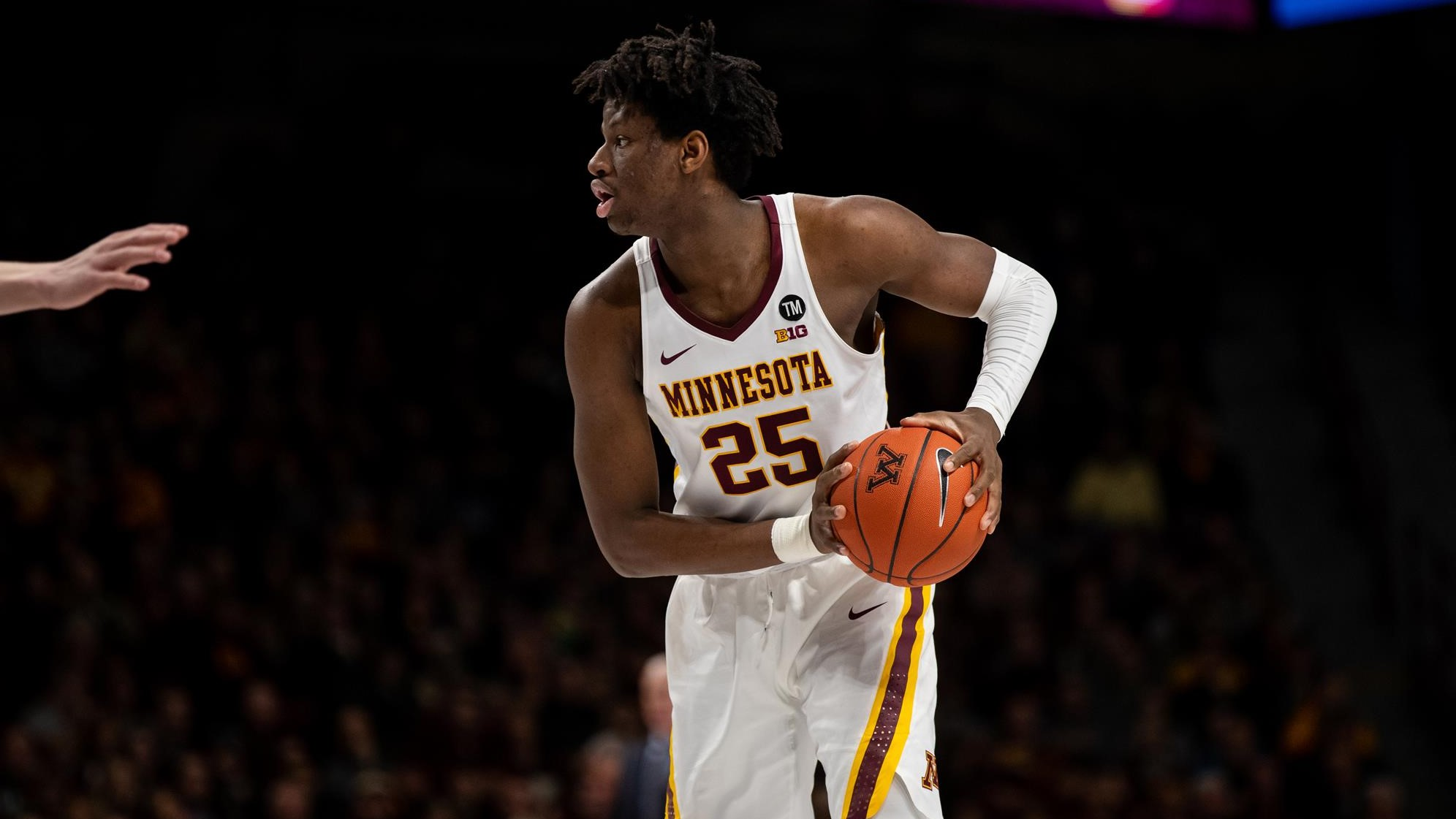 Q&A with Daniel Oturu - University of Minnesota Athletics