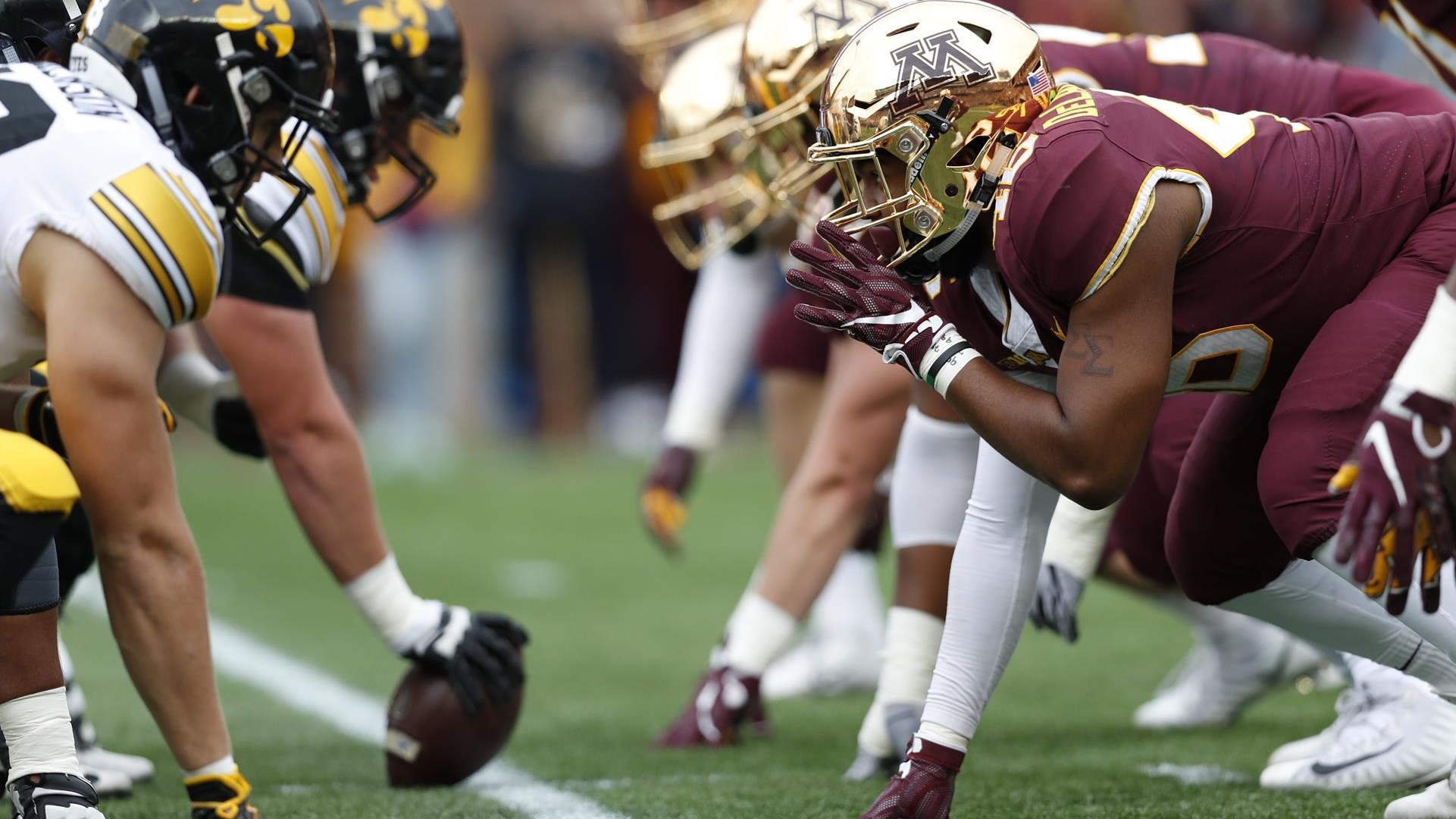 Big Ten Moves Minnesota S Home Game Against Iowa In 2020 To