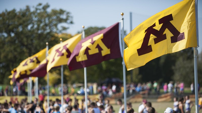 Four Gophers Earn CoSIDA Academic All-District for At-Large Teams - University of Minnesota Athletics