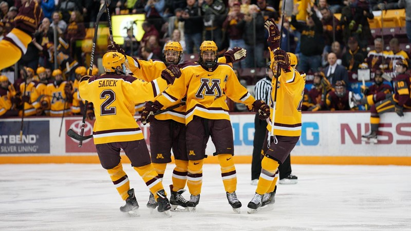 Ramsey Signs ATO with Indy Fuel - University of Minnesota Athletics
