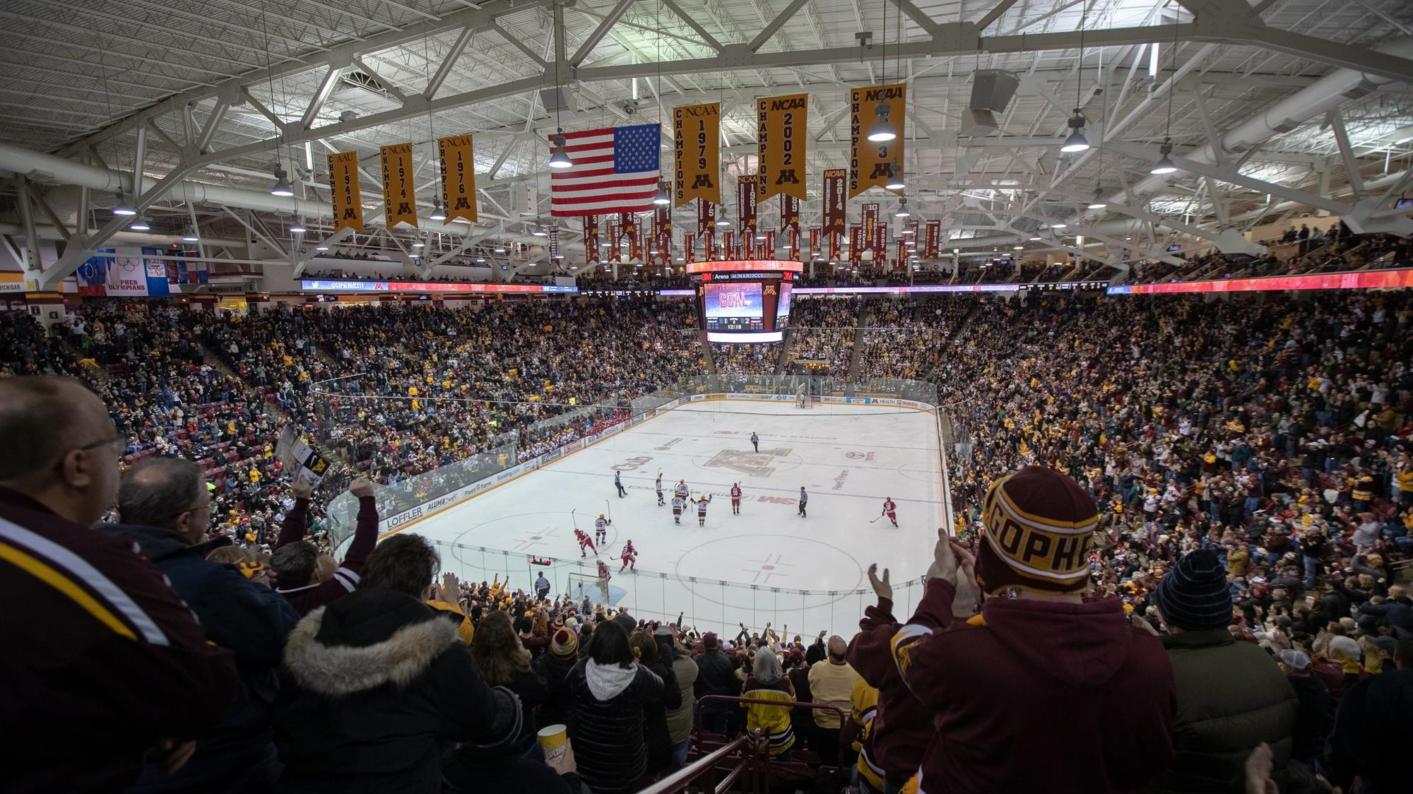 Four Gophers Invited To 2019 World Junior Summer Showcase