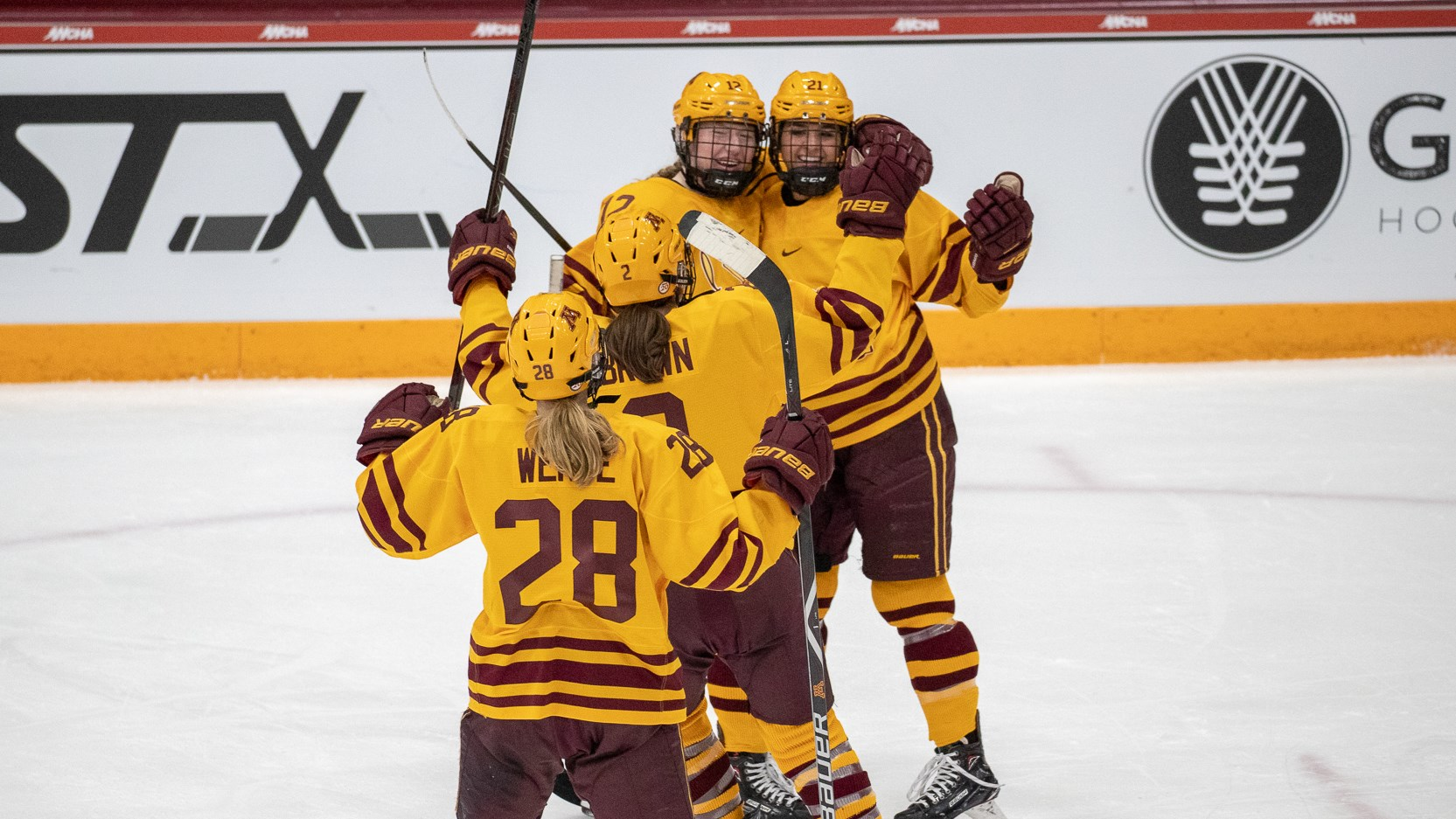 Gophers Face Strong Non-Conference Slate